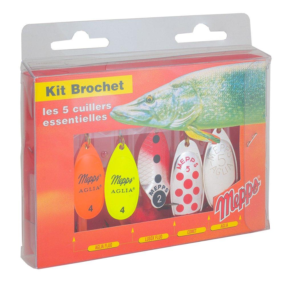 блесна набор kit brochet