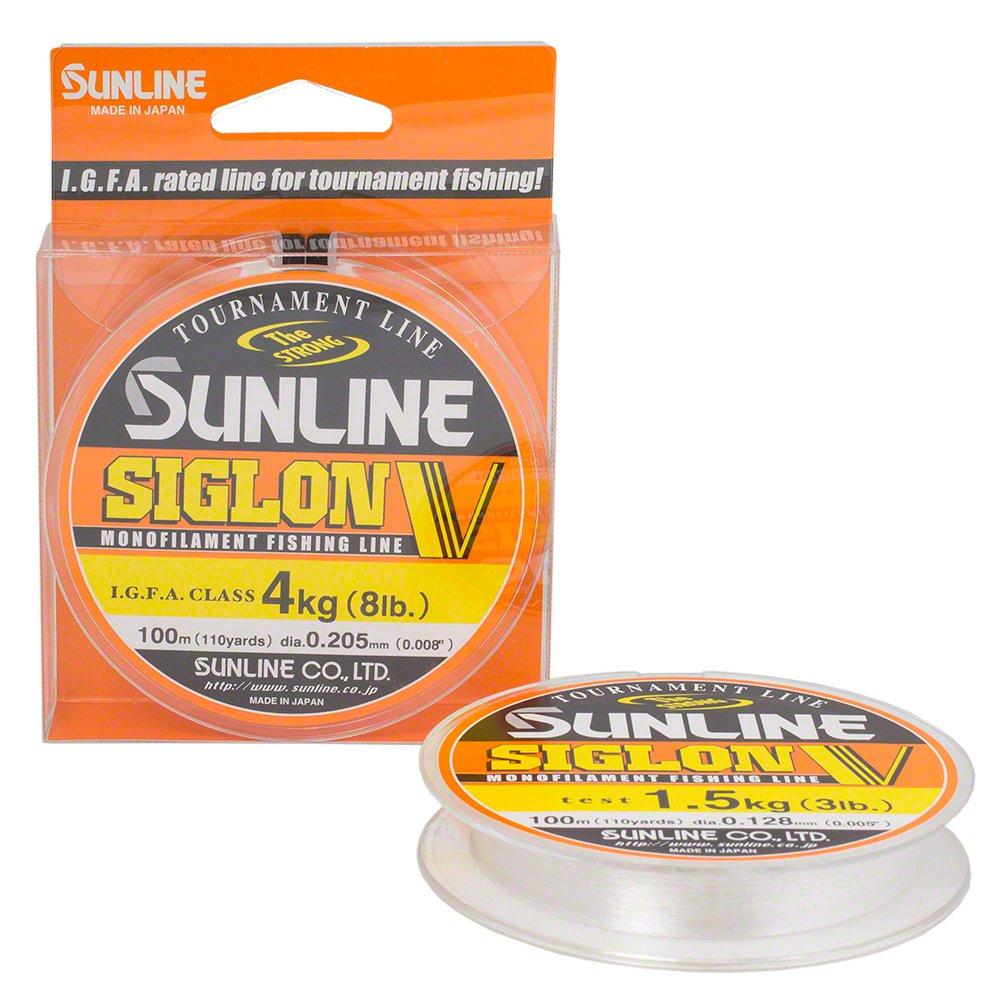 купить монофильную леску sunline