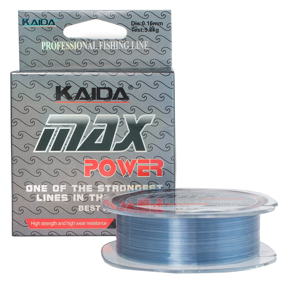 Леска Kaida Max Power 100 м 0,40мм (16,7кг) фото